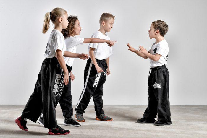 REMAC Angebot Selbstverteidigung für Kids
