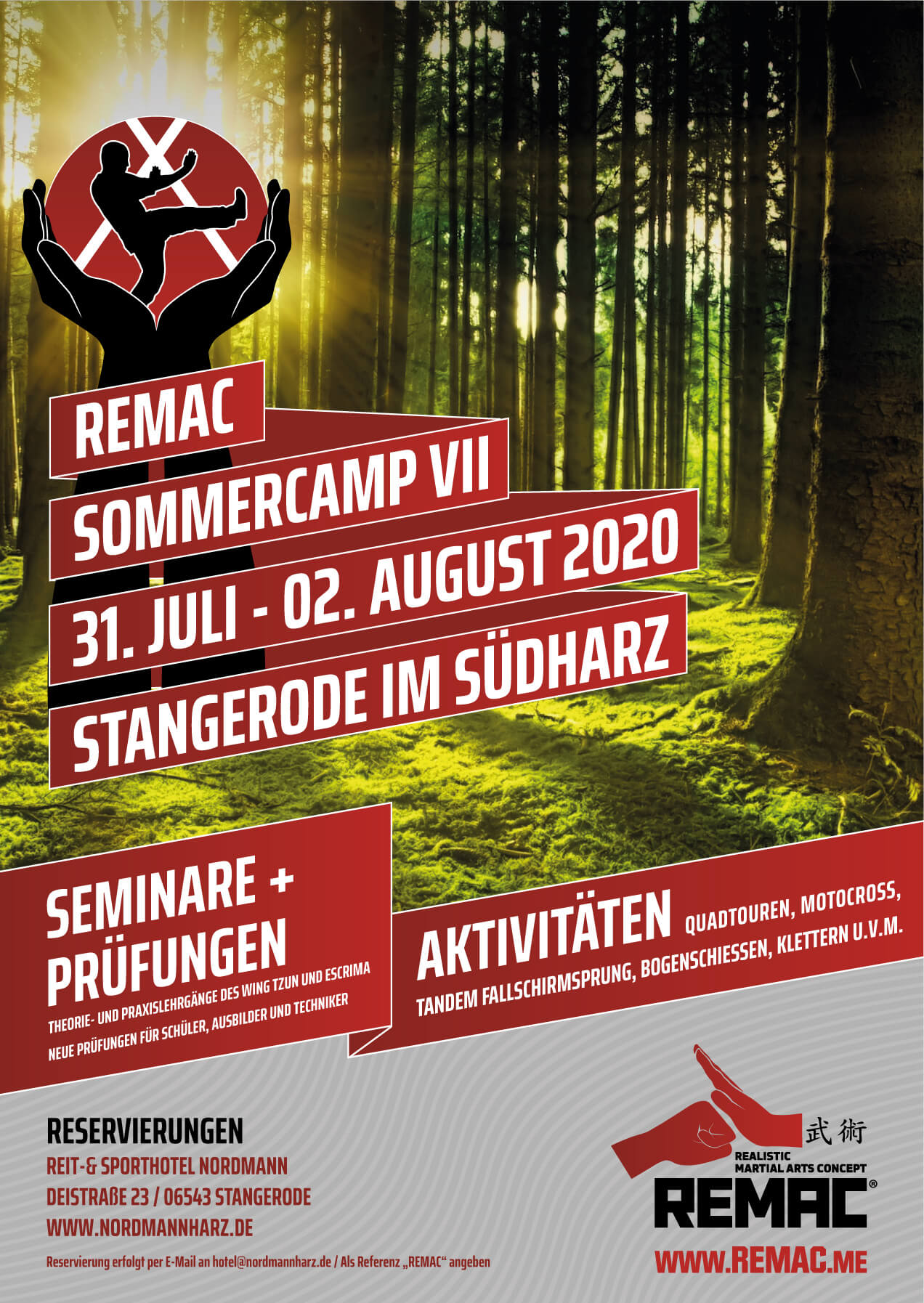 REMAC Sommercamp 2020
