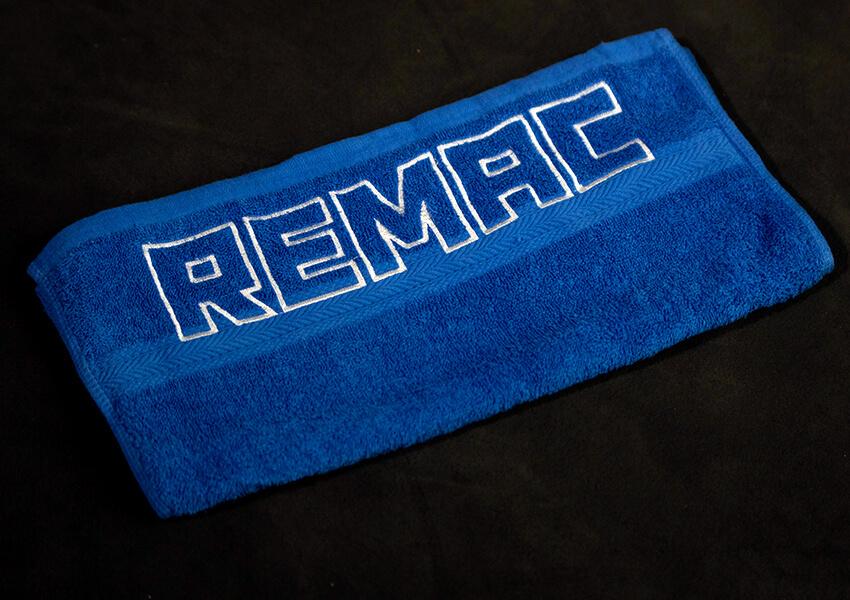REMAC Handtuch