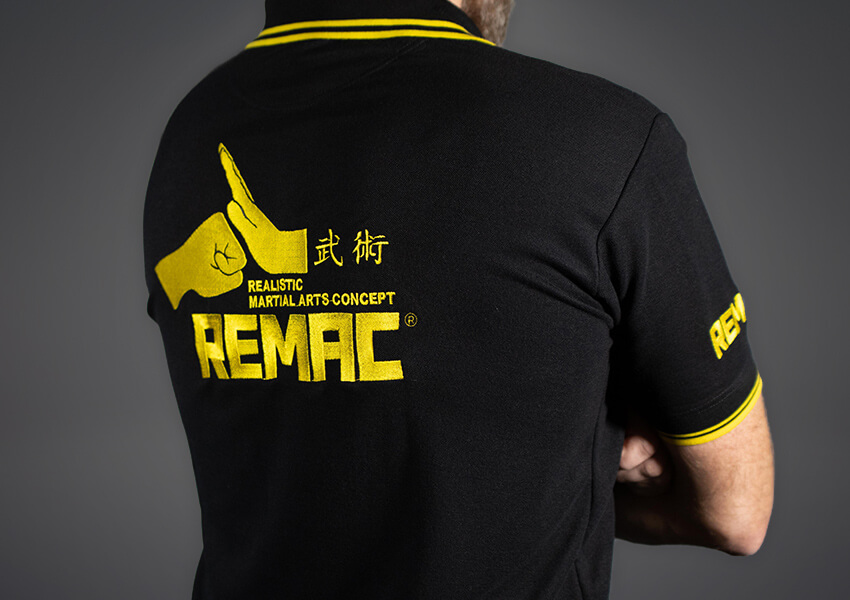 REMAC Polohemd Master