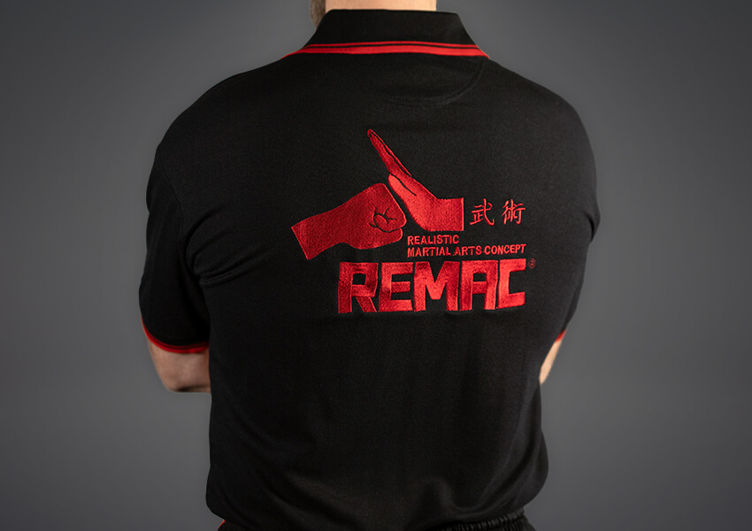 REMAC Polohemd Techniker 1-4