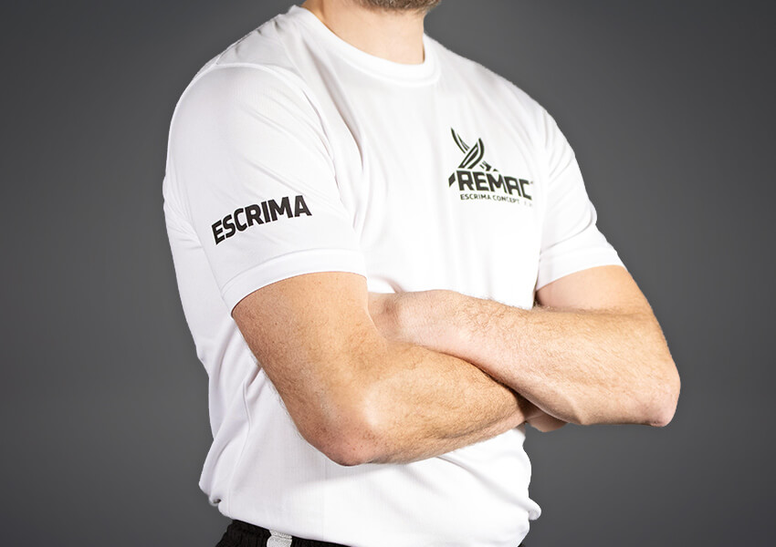 REMAC Shirt Escrima Schülergrad 1-4