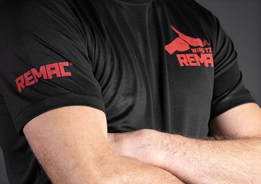 REMAC Shirt Techniker 1-2