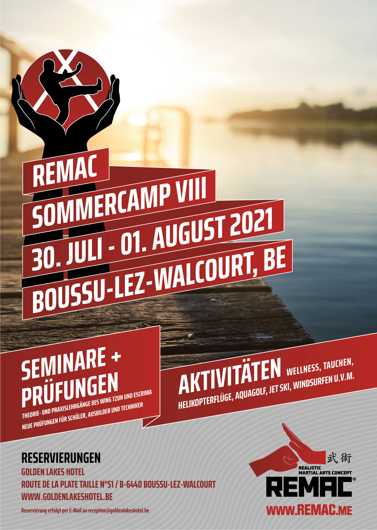 REMAC Sommercamp 2021